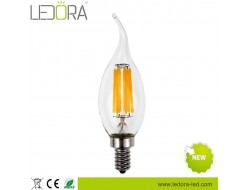 led candle bulb,CA35 led candle bulb,indoor led bulb
