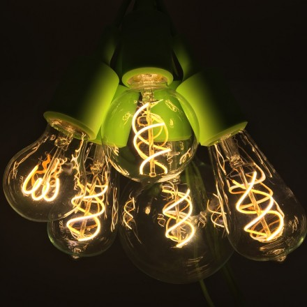 e27 led edison bulb,led vintage bulb,filament led bulb