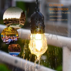 Weatherproof String Lights, Outdoor Weatherproof String Lights, decorative outdoor string lights, String Lights Kit, LED String Lights Kit