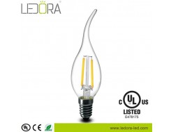 LED filament candle,LED filament candle dimmable,led candle bulb,led filament candle bulb,led filament candle bulb 4w