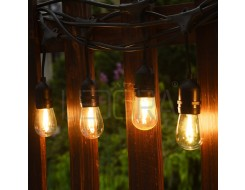 s14 string lights, led s14 string lights, LED Edison String Lights, Edison String Lights, LED Edison string