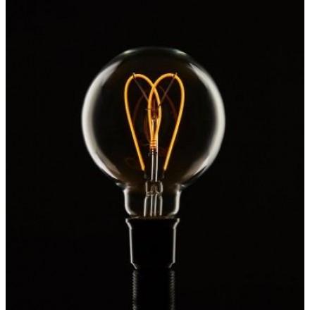 led spiral filament bulb,spiral filament led bulb,spiral led filament bulb