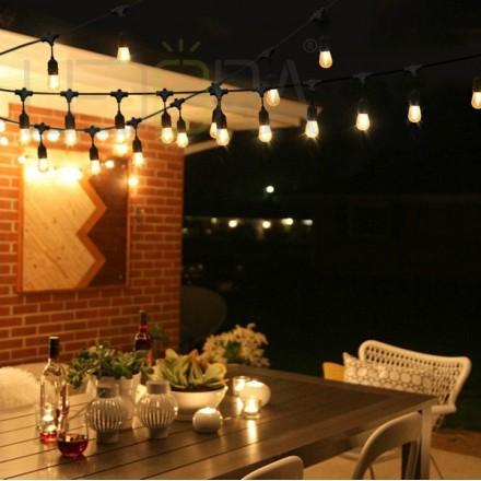 patio string lights, led patio string lights, indoor outdoor patio string lights, commercial outdoor string lights